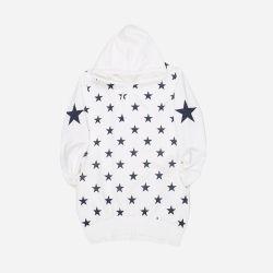 Hoodiekleid Star Mama
